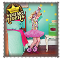 Young Girls' Riders